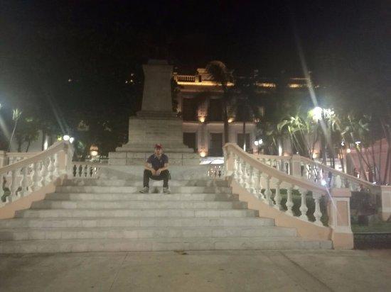 Parque Hidalgo: Tranquilidad, cuidado, limpieza,buen clima