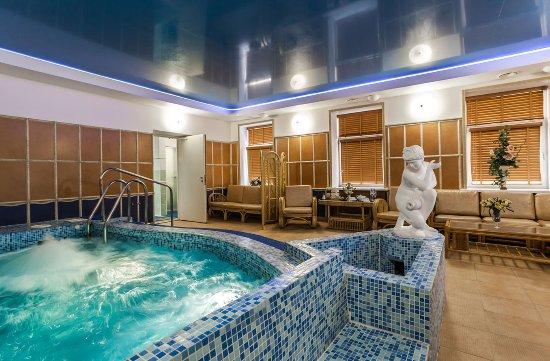 Arkadia Hotel: Sauna