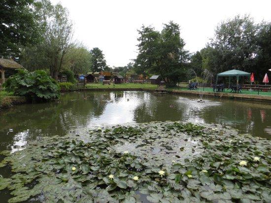 Sandhurst, UK: Tri-lakes