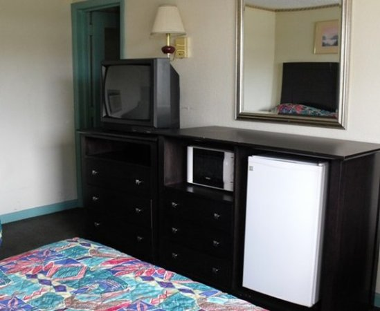 Drake Motel: Amenitiesin Double Room