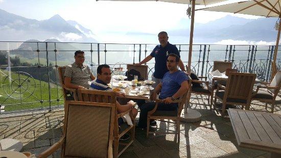 Hotel Villa Honegg: 20160831_095515_large.jpg