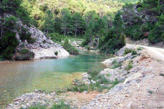 Beceite, Spain: La Pesquera