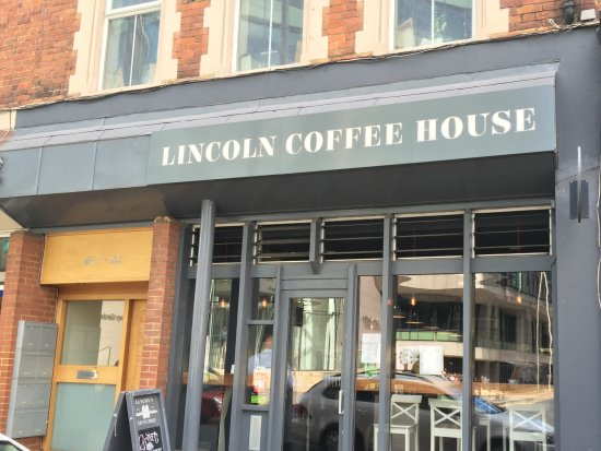 Lincoln Coffee House: Exterior