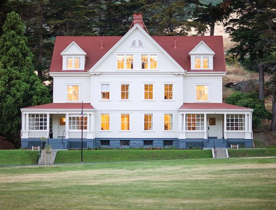Cavallo Point: Historic Exterior