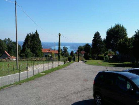 Hotel La Capannina: vista dall'albergo