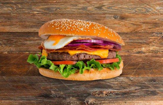Galloway Treviso: Superburger