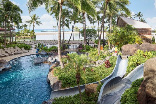 Grand Waikikian by Hilton Grand Vacations: Paradise Pool