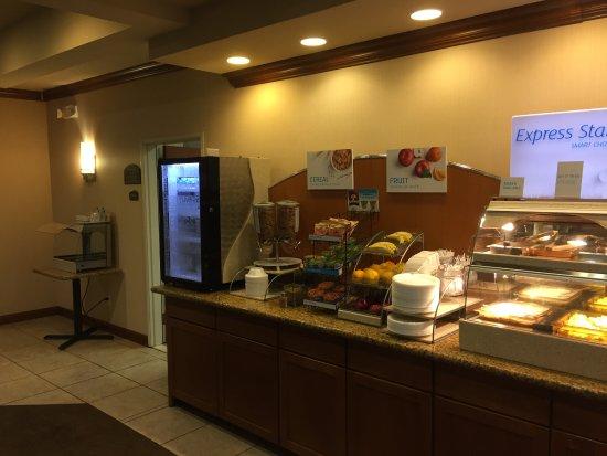 Howell, MI: Frühstücksraum