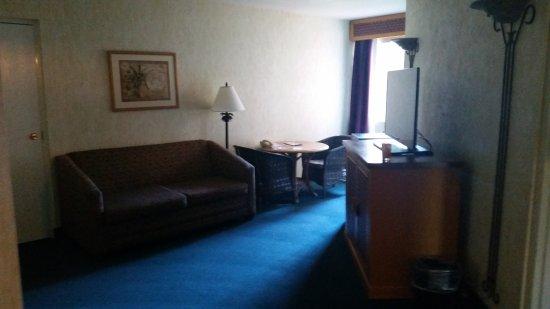 CasaBlanca Hotel, Casino, Golf & Spa: Suite