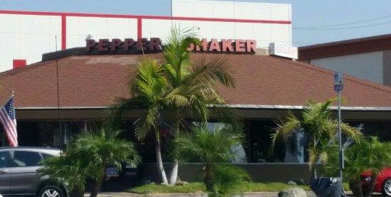 La Habra, Californien: Pepper Shaker