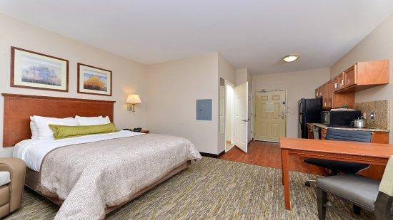 Athens, جورجيا: Queen Bed Studio Suite