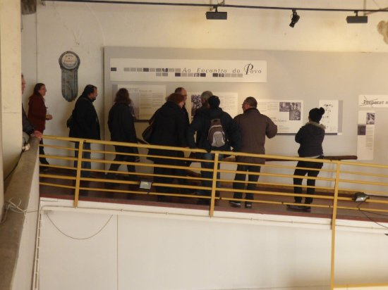 Museu do Trabalho Michel Giacometti Photo