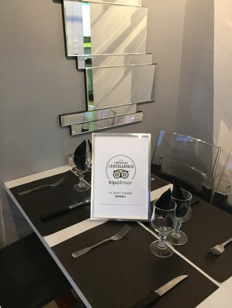 "Neufchatel en Bray, Fransa: ""Certificat d excellence 2016 """