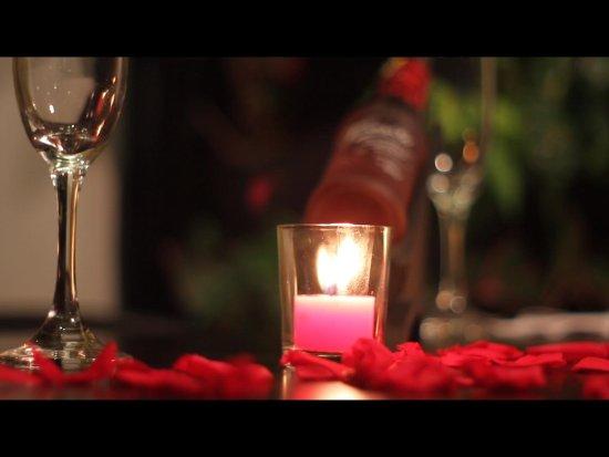 restaurante amauz decoracin romantica