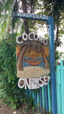 Cocomo on the Sea: This is the place. The front gates to not lock.... Bad security.