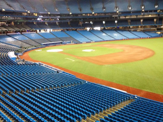 Rogers Centre Tour Experience Information