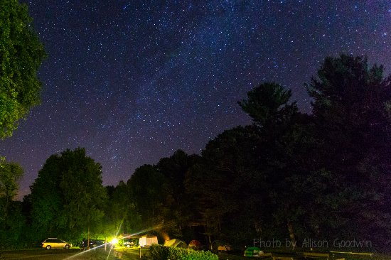 Dummerston, VT: So many stars...