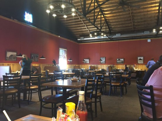 Green River, WY: Hitching Post Restaurant and Saloon