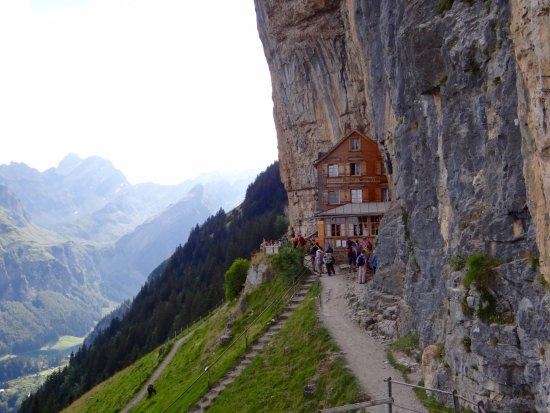 Aescher Berggasthaus Picture Fo Ascher