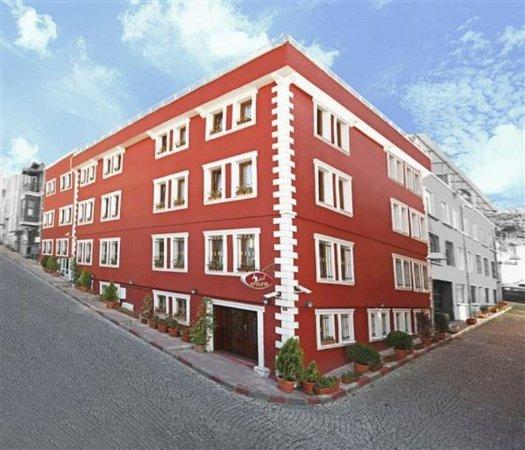Dara Hotel Istanbul: Exterior