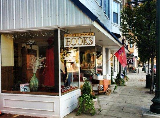 Chambersburg, PA: Just outside Northwood Books on Main Street.