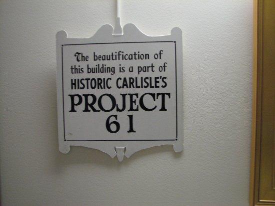 Cumberland County Historical Society : Thanks