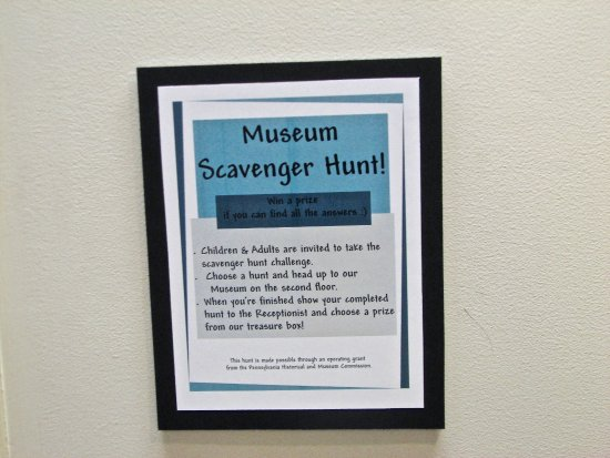 Cumberland County Historical Society : For the little ones