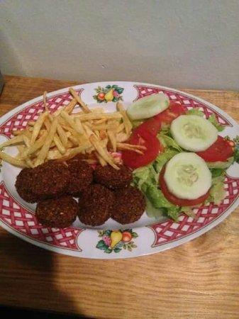 Restaurante Jerusalem Kebab Grill: Delicioso!