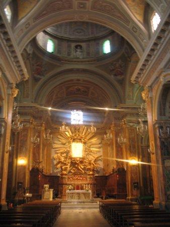 Grotte di Castro, Италия: Basilica Santuario di Maria SS. del Suffragio