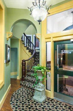 Hotel Brexton: Lobby