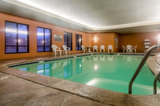 Comfort Suites Gothenburg: Pool