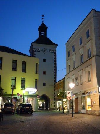 Die Stadttürme Vöcklabruck