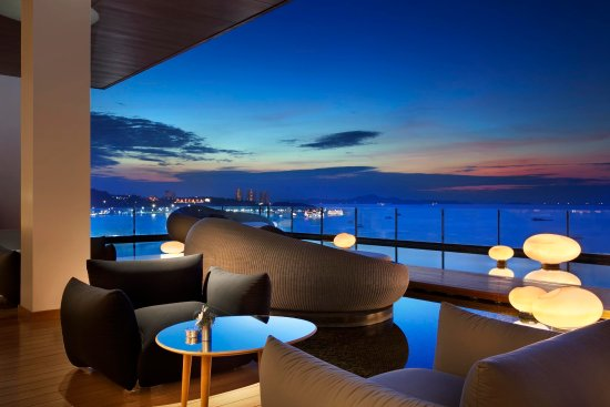 Hilton Pattaya: Drift Outdoor