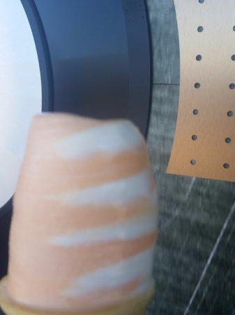 Kohr Brothers Frozen Custard: Orange Vanilla Swirl