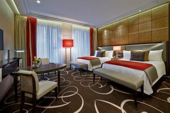 Waldorf Astoria Berlin: Twin Deluxe Room with view - 2 Beds