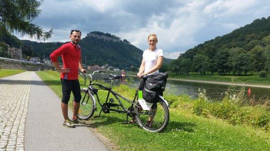 Průvodce České Švýcarsko: Konigstein tour