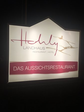 Gasthof Hohly: Toll
