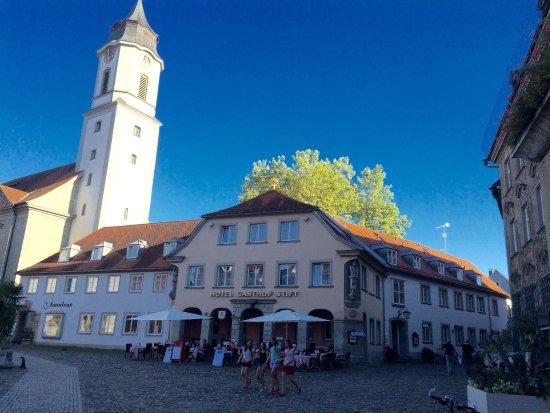 Hotel Gasthof Stift : Souvenir d'un joli hotel