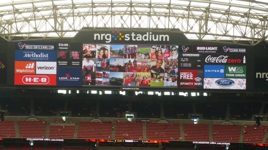 NRG Stadium: Gran juego colegial