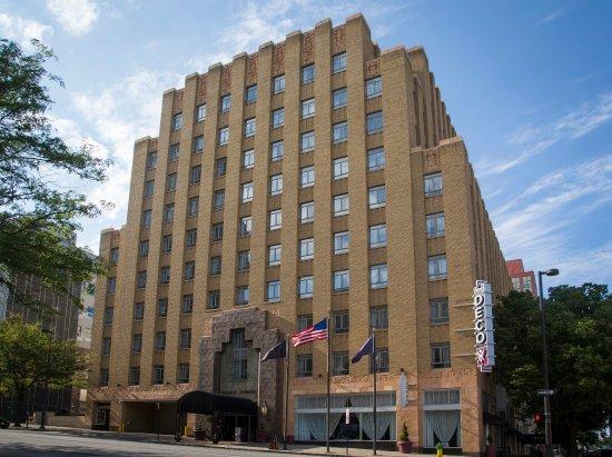 Hotel Deco XV Exterior