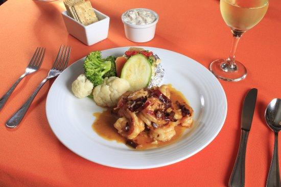 Monclova, México: Cena de Huesped en Restaurante