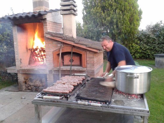 Valle Del Subasio: la griglia!!!
