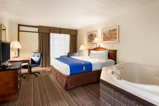 West Middlesex, Pensilvania: King Whirlpool Room