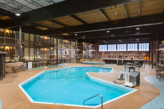 West Middlesex, Pensilvania: Pool And Hot Tub