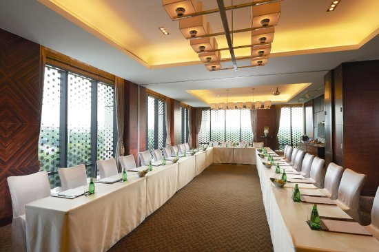 Liuzhou, China: Meeting Room