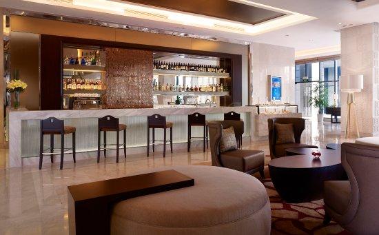Лючжоу, Китай: Zest lobby lounge