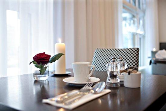 Scandic Palace Hotel: restaurant