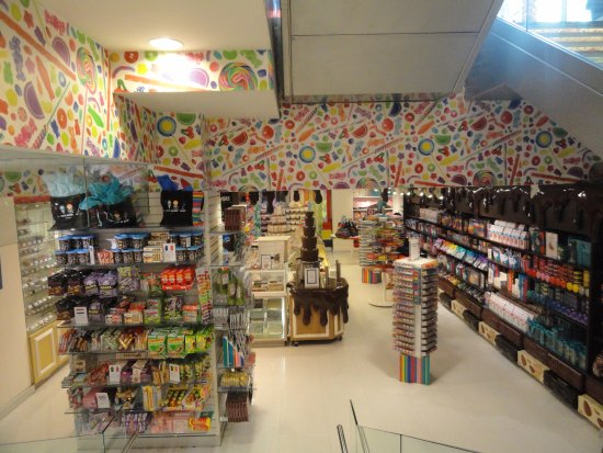 Dylan's Candy Bar: magasin