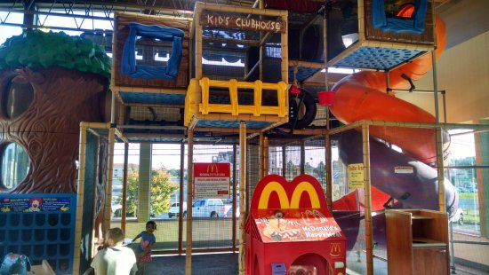 Scottsburg, IN: Play Area