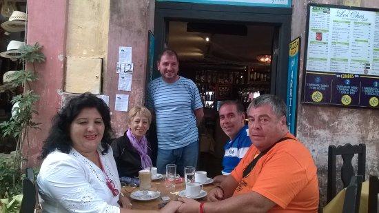 """Parrilla Los Ches: Tarde de cafecito y platica de amigos, en el """"CHE"""""""